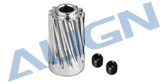 Motor Slant Thread Pinion Gear 13T (L27)