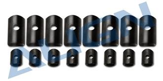 TRex700-800 Rotorblatt Clips (Haupt+Heck)