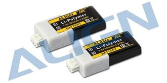 TRex150 Accu 300mAh 2S (7,4V) 2St
