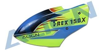 TRex150X Kabinenhaube grün