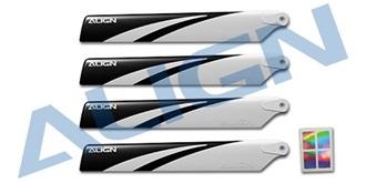 TRex150 Main Blades(White)