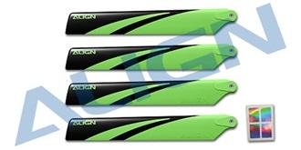 TRex150 Main Blades(Green)