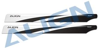 470 3K Carbon Fiber Blades