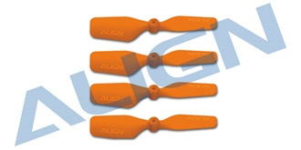 23 Tail Blade (Orange) (T-Rex 150)