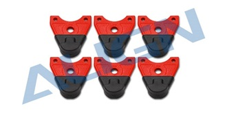 MR25 Landing Skid - Red