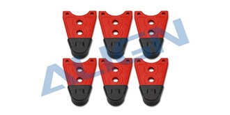 MR25P Landing Skid - Red