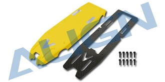 MR25 Reinforcement Plate - Yellow