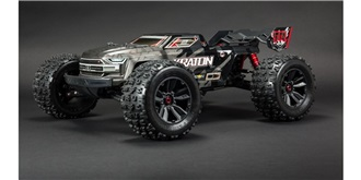 RC Car Arrma Kraton EXB Black 1:8 ARF