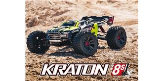 RC Car Arrma Kraton BLX8S grün 1:5 RTR
