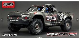 RC Car Arrma TRUCK MOJAVE EXB 1:7 ARF