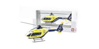 SWL EC-135 Alpine Air Ambulance Helikopter (23cm)