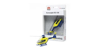 SWL EC-135 Alpine Air Ambulance Helikopter (13.5..