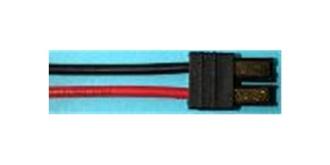 Stecker Kupplungskabel TRAX (Accu) - TAM (Regler)