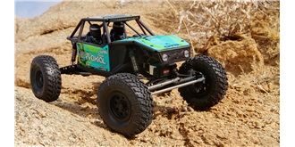 RC Car Axial Capra 1.9 Crawler grün 4WD 1:10 RTR