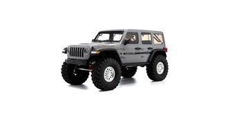RC Car Axial SCX10 III Jeep Wrangler grau 4WD 1:..