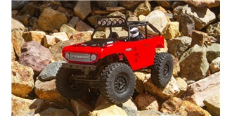 RC Axial SCX24 Deadbold rot 1:24 RTR