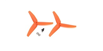 Blade 230S V2 Heckrotorblatt orange 2St