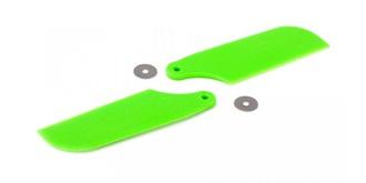 Blade450 Heckrotorblatt grün 2St