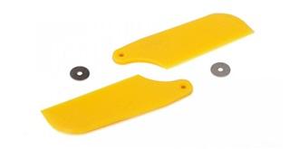 Blade450 Heckrotorblatt gelb 2St