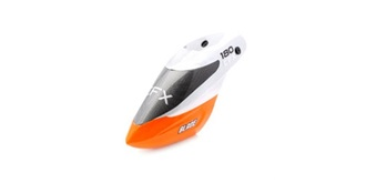 Blade 150/180 Kabinenhaube orange/silber