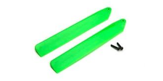 Blade mCPX BL Rotorblatt High Performance grün