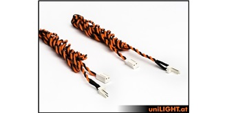 UniLight Cable Extension, 1.0m, 2pcs
