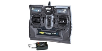 RC-Set Carson Reflex Stick II 6-Kanal