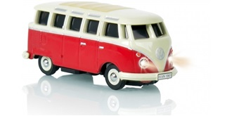 RC Car Carson VW T1 Bus Samba 1:87 RTR