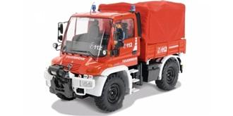 RC Car Carson Unimog U300 Feuerwehr 1:12 RTR