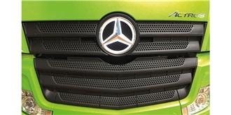 LKW Mercedes Logo Beleuchtet weiss (7,2-12V)