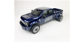 RC Car CEN Ford F450 SD Solid Axle blau 1:10 RTR