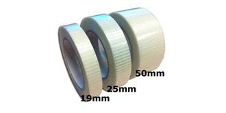 Klebband fiberglasfaserverstärkt 25mm 50m