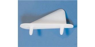 Tragflächen- oder Hecksporn 50x16mm 2St