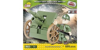 Bausteine Cobi Howitzer 100 mm Wz.1914/19 P