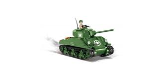 Bausteine Cobi Sherman M4A1