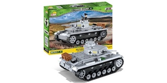 Bausteine Cobi Panzer III Ausf.E