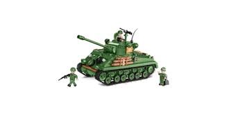 Bausteine Cobi M4A3E9 Sherman Easy Eight