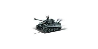 Bausteine Cobi Panzer VI TIGER Ausführung E