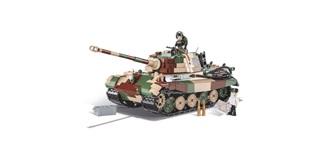 Bausteine Cobi Panzer VI Ausführung B Königstiger