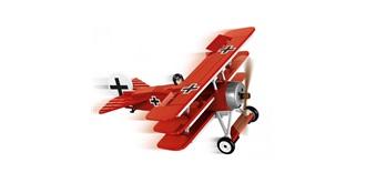 Bausteine Cobi Fokker DR. 1 Red Baron