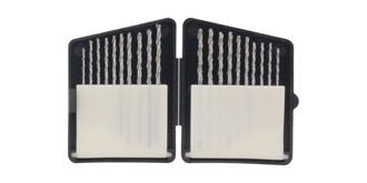 Bohrer Set HSS 1,3 - 2,5mm 20-teilig