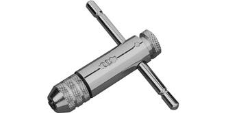 Gewindebohrer Werkzeughalter (Schaft 2-4,5mm)