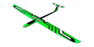 RC Flug D-Power Bullish Speedliner 1850mm ARF+