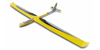 RC Flug D-Power Streamline 220 2200mm ARF+