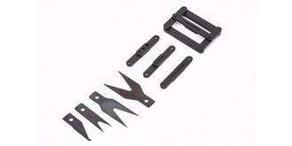Ersatzklingen Scharnierschlitzmesser