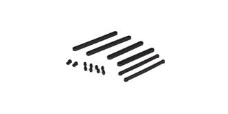 Electrix Spurstangen/Dämpferteile