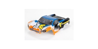 Electrix1:24 Karroserie Torment blau/orange