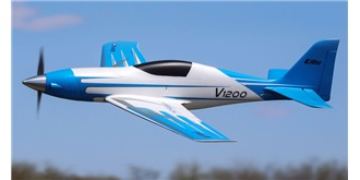 RC Flug E-flite V1200 1200mm BNF Smart + SAFE