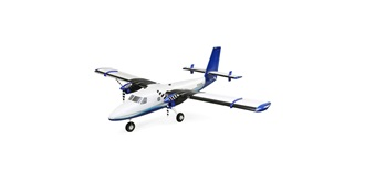 RC Flug E-flite Twin Otter 1200mm AS3X SAFE BNF