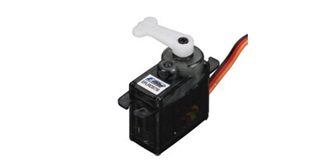 Servo E-flite DS76 Micro Digital